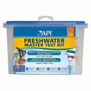 API Fresh Water Master Test Kit 800 Tests