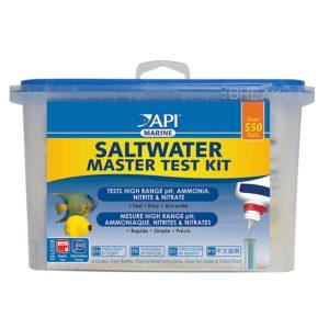 API Saltwater Master Test Kit - 550 Tests