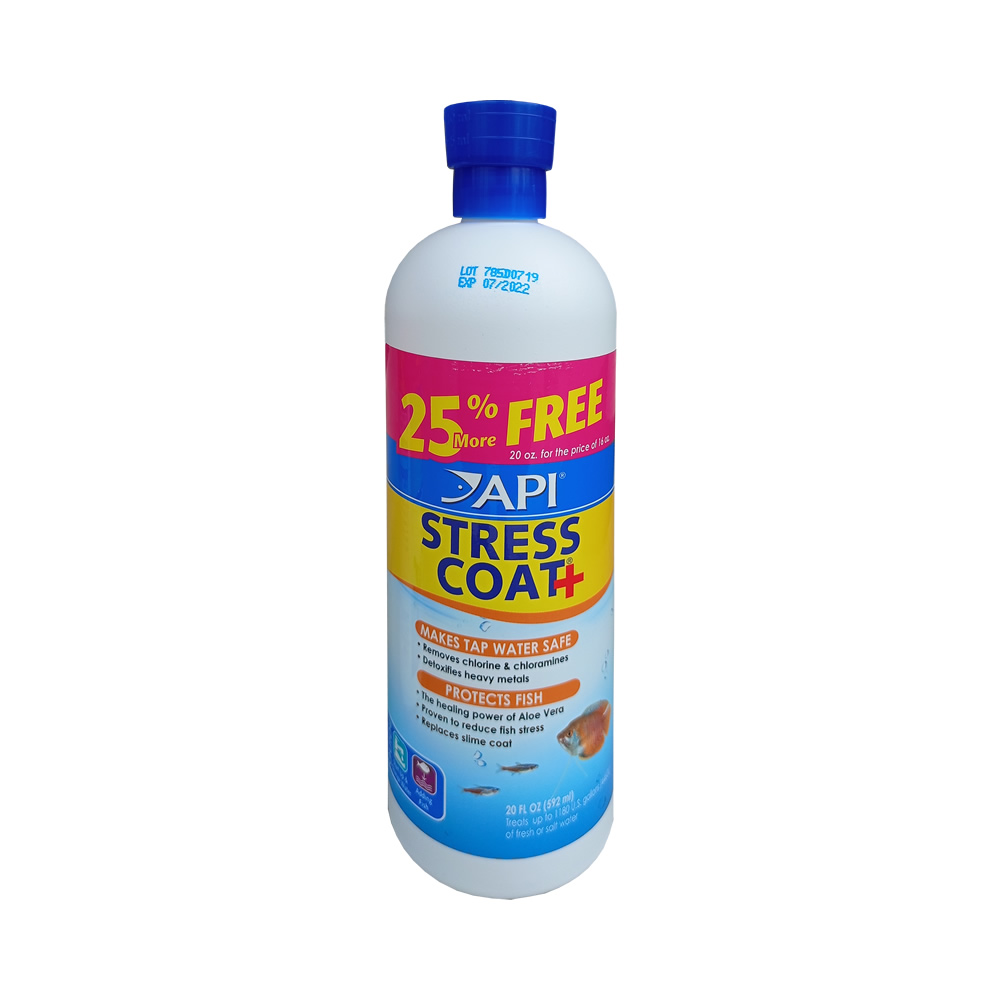 API Stress Coat 592ml / 20oz - 25% Extra