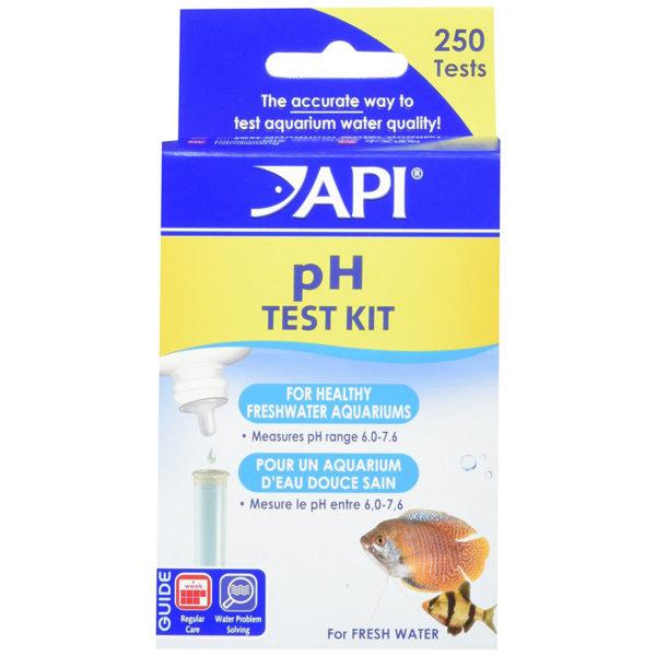 Api Freshwater Ph Test Kit 250 Tests