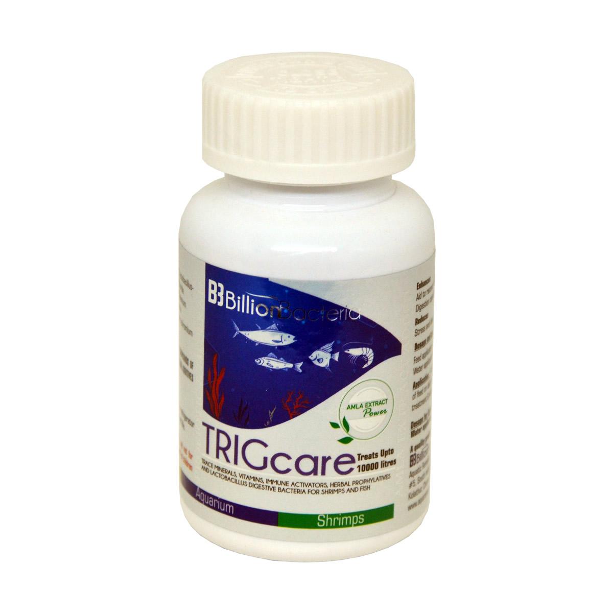 Billion Bacteria By Aquatic Remedies Trig Care 50g