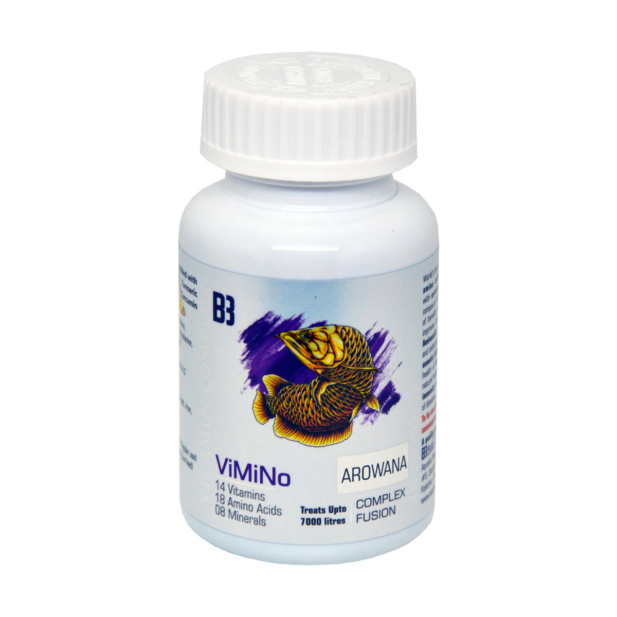 Billion Bacteria By Aquatic Remedies ViMiNo Arowana 140ml