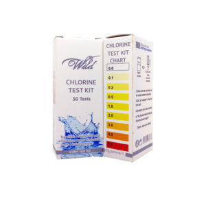 Aquatic Remedies Chlorine Test Kit - 50 Tests