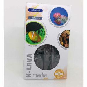 X-Lava Filter Media 800ml