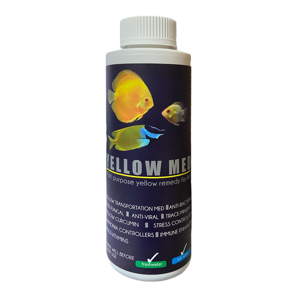 Aquatic Remedies Yellow Med 200ml