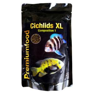 Exotica Premium Food cichilds XL Composition1 500g