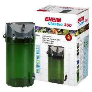 EHEIM Classic 350 - 2215 Aquarium External Canister Filter