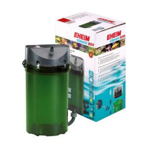 EHEIM Classic 600 - 2217 Aquarium External Canister Filter