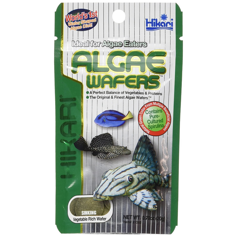 Hikari Tropical Algae Wafers 20g