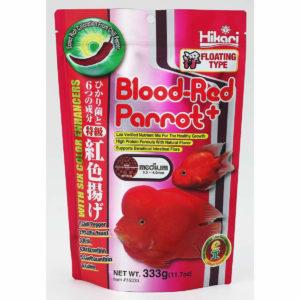 Hikari Blood Red Parrot Medium 333g