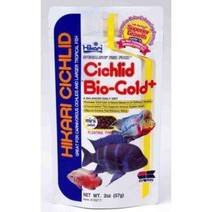Hikari Cichlid BioGold Mini 57g