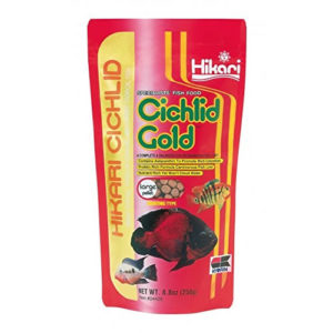 Hikari Cichlid Gold Floating Pellets Mini 250g