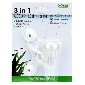 Ista I-549 3 in 1 Co2 Diffuser Compact V S Size
