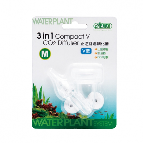 Ista I-551 3 in 1 Co2 Diffuser Compact V M Size