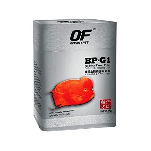 Ocean Free BP-G1 Pro Blood Parrot 120g
