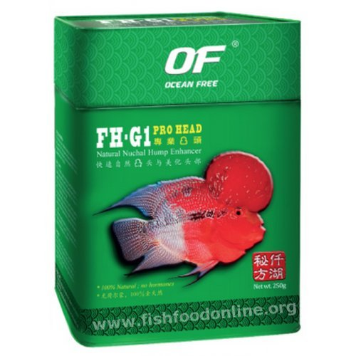 Ocean Free FH-G1 Pro Head 120g