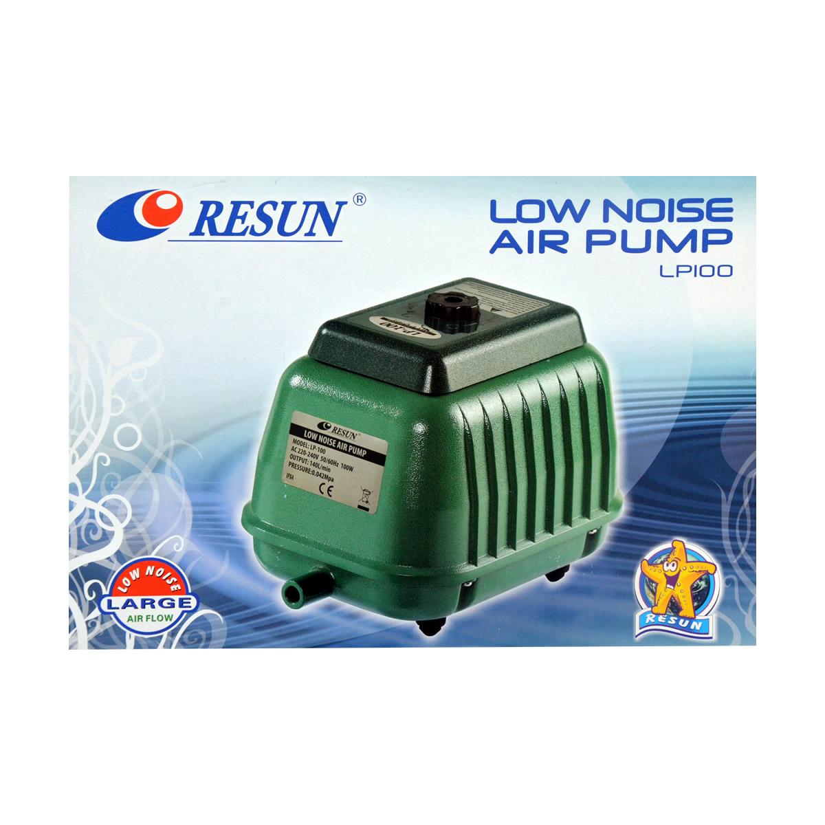 ReSun LP100 Low Noise Air Pump 100W 8400L/H