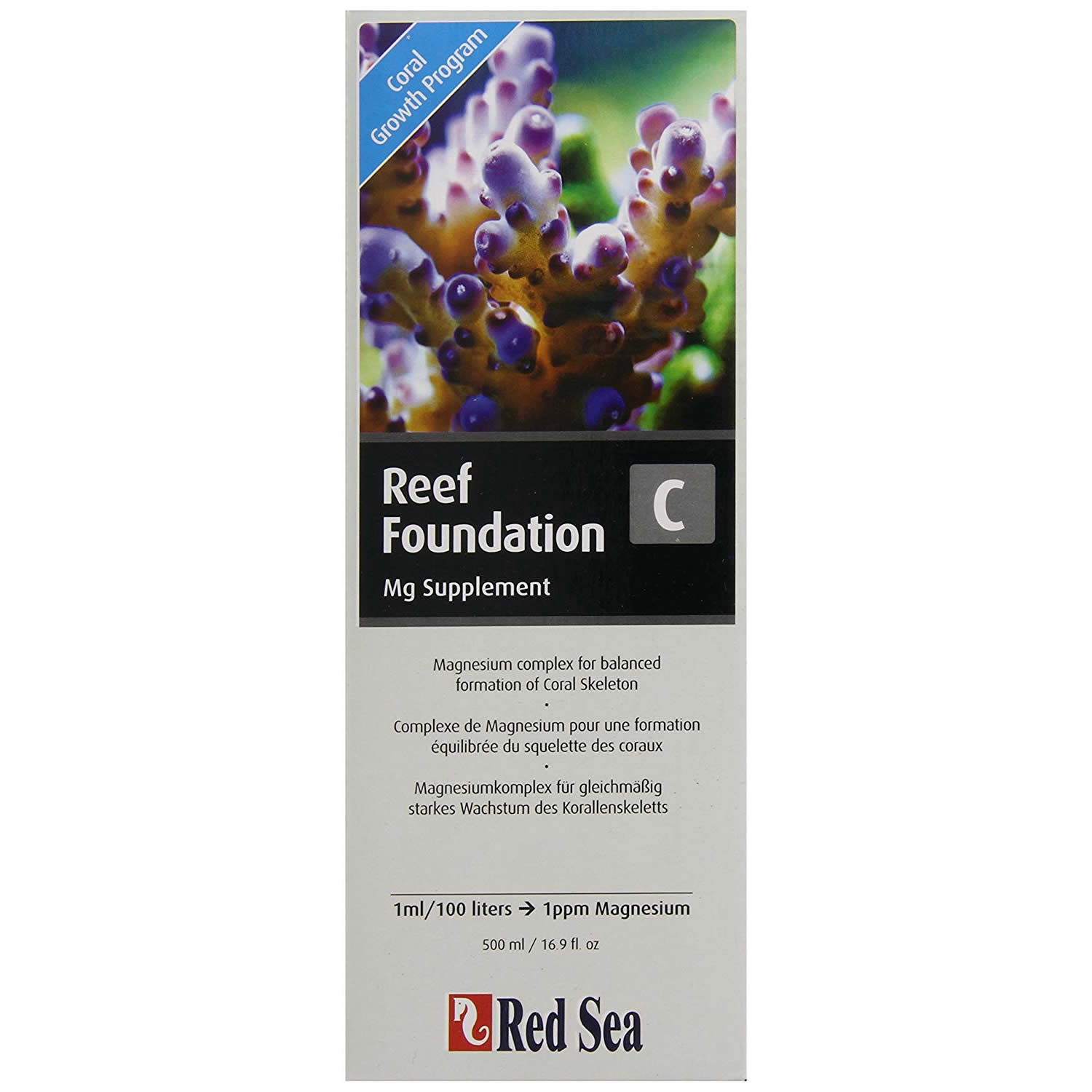Red Sea Reef Foundation C 500ml