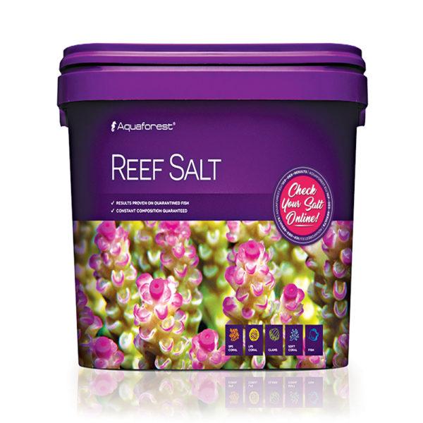 AF Aquaforest Reef Salt 22Kg
