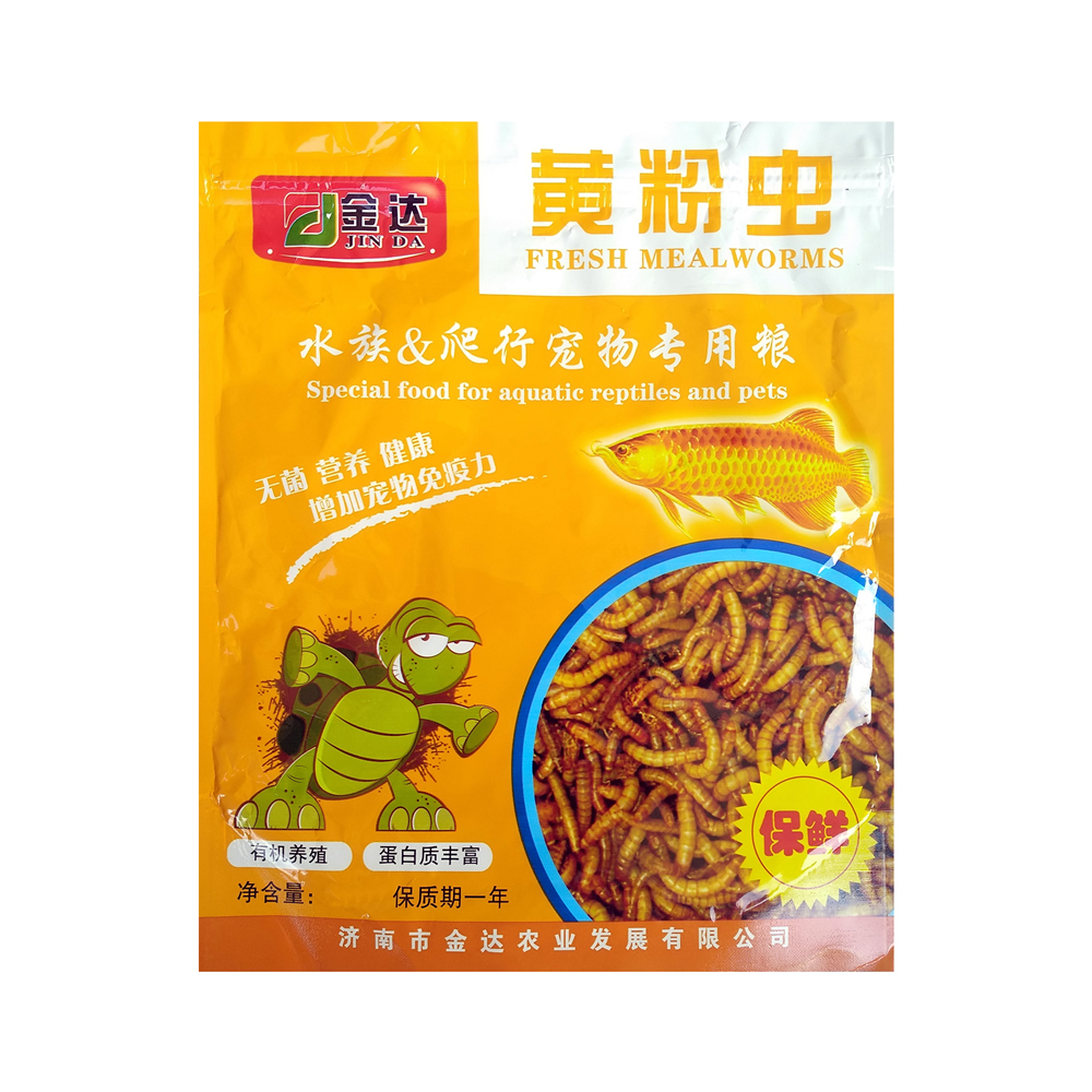 Fresh MealWorms Small Size 20g