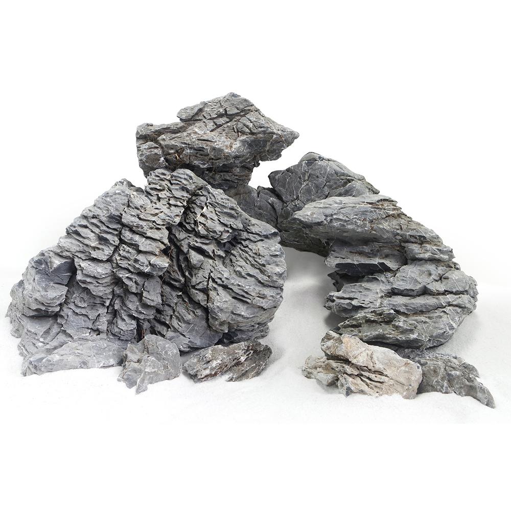 Aquarium Hardscape Material Scenery Rocks 15kg