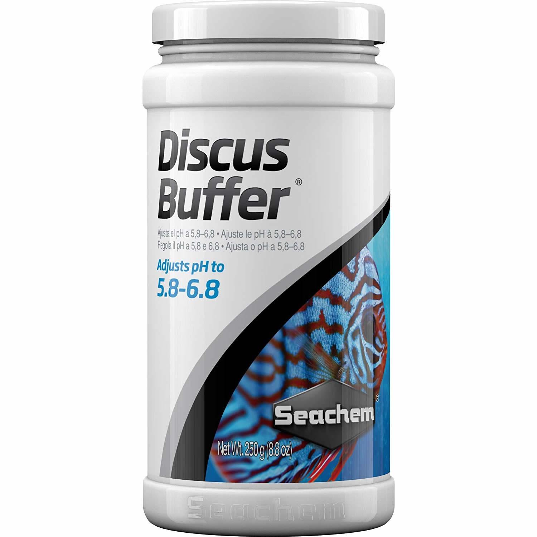 Seachem Discus Buffer for Freshwater 250g