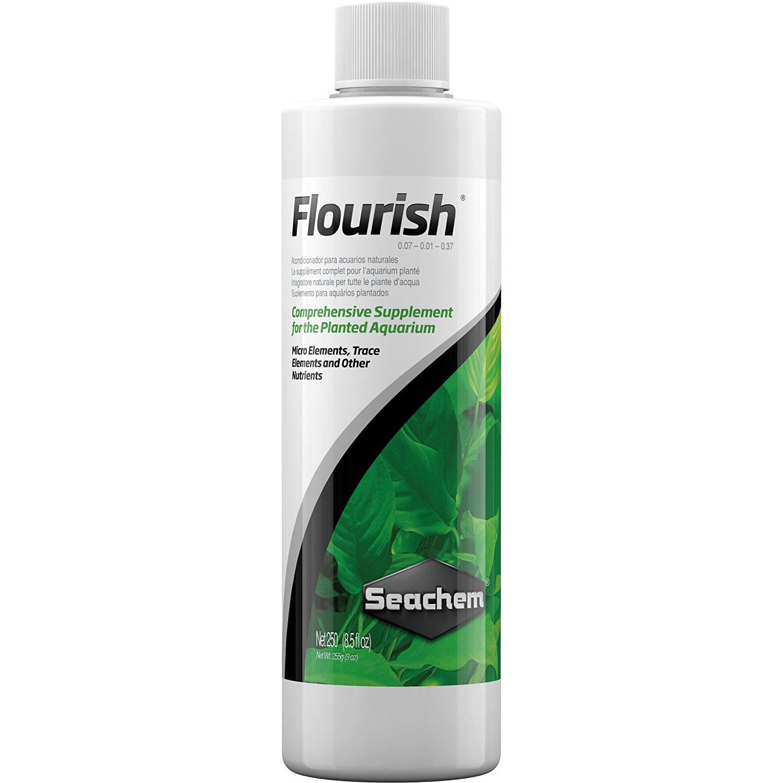 Seachem Flourish for Freshwater 250ml