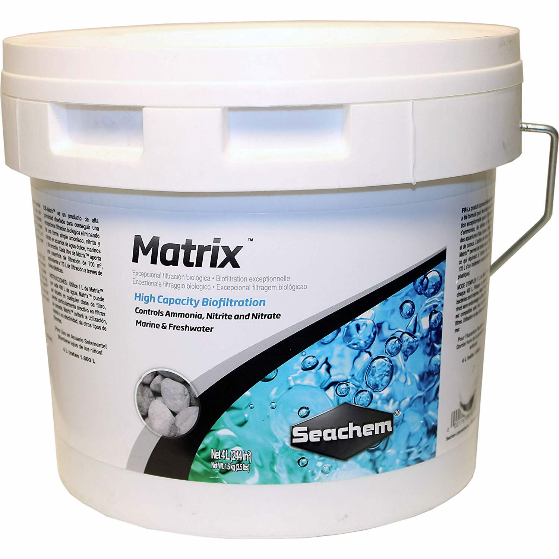 Seachem Matrix Filtration Media 4L