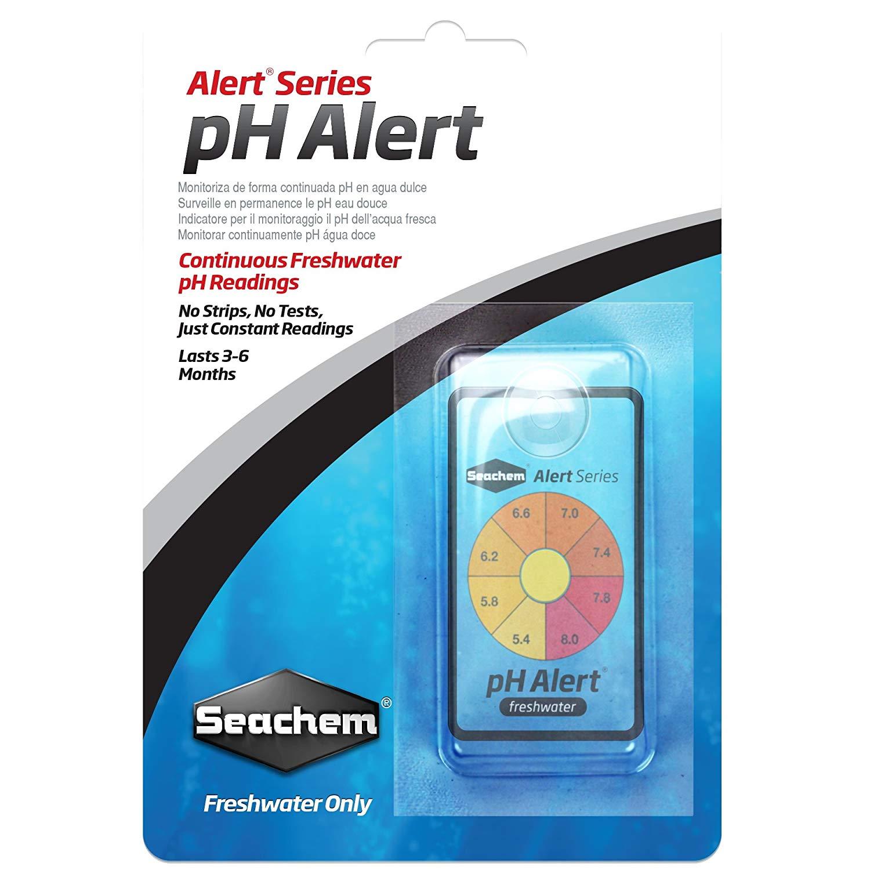 Seachem pH Alert Test Kits 6 Month