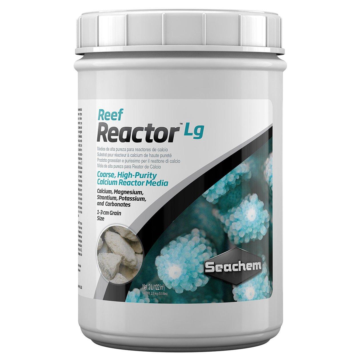 Seachem Reef Reactor Lg for Saltwater 2L