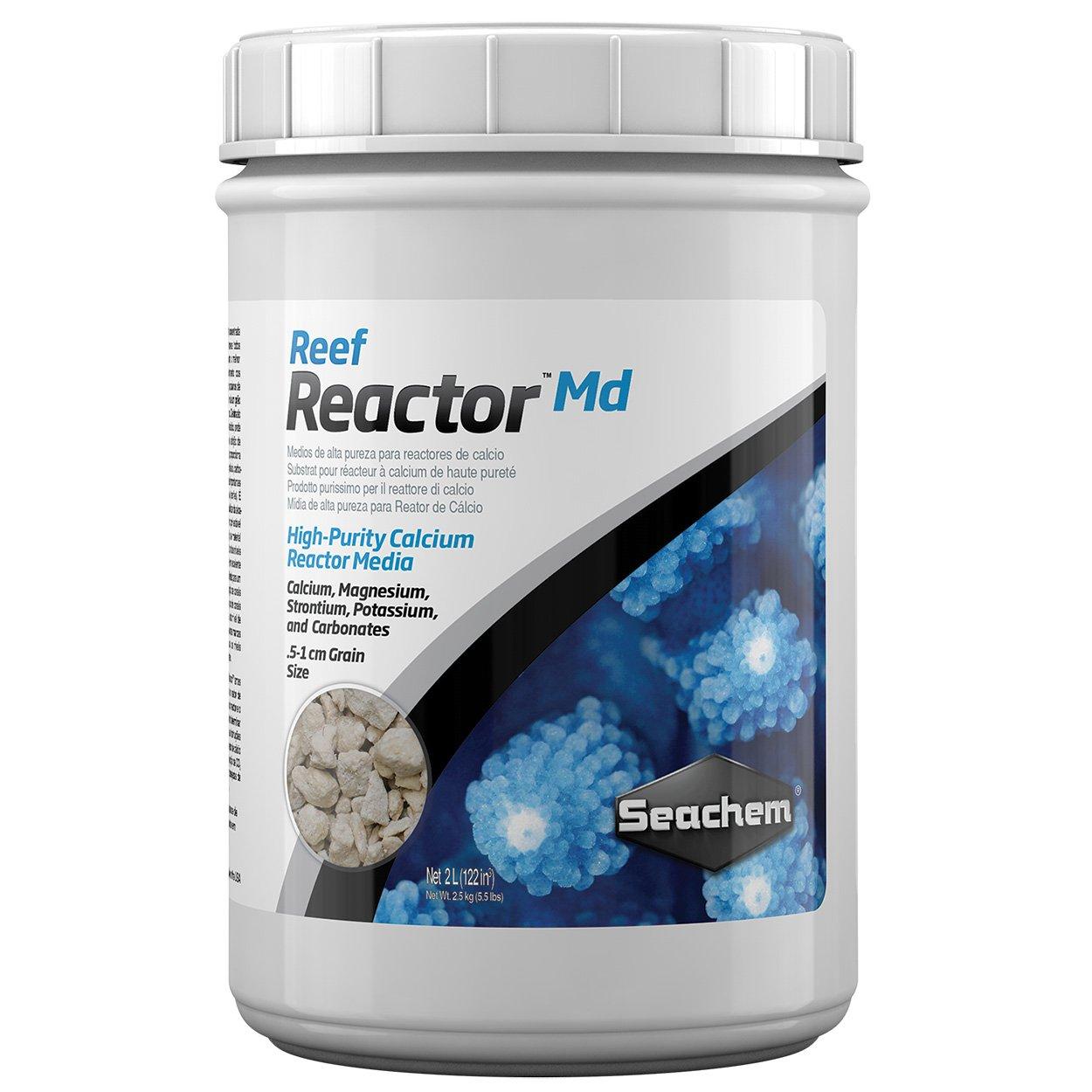 Seachem Reef Reactor Md for Saltwater 2L