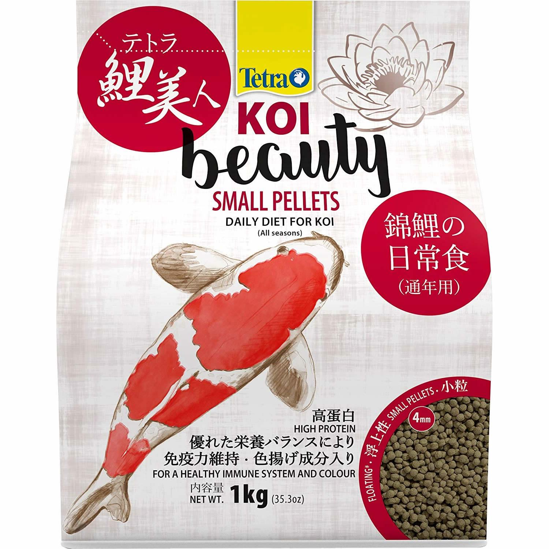Tetra Koi Beauty Small Pellets 1kg / 4L