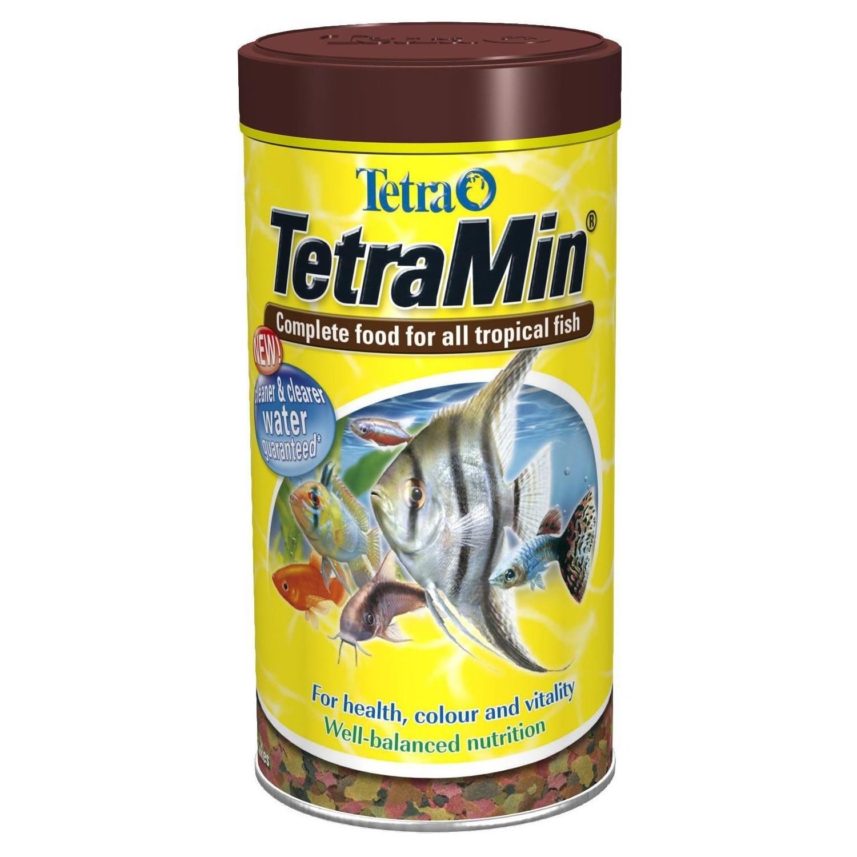 Tetra Tetramin Flakes 200gm