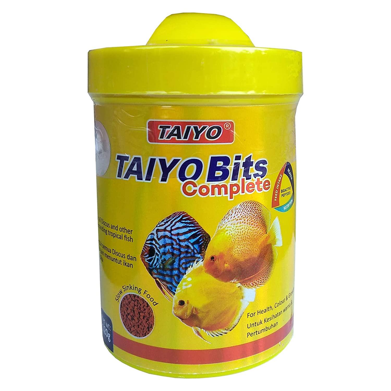 Taiyo Bits Complete Fish Food 375g
