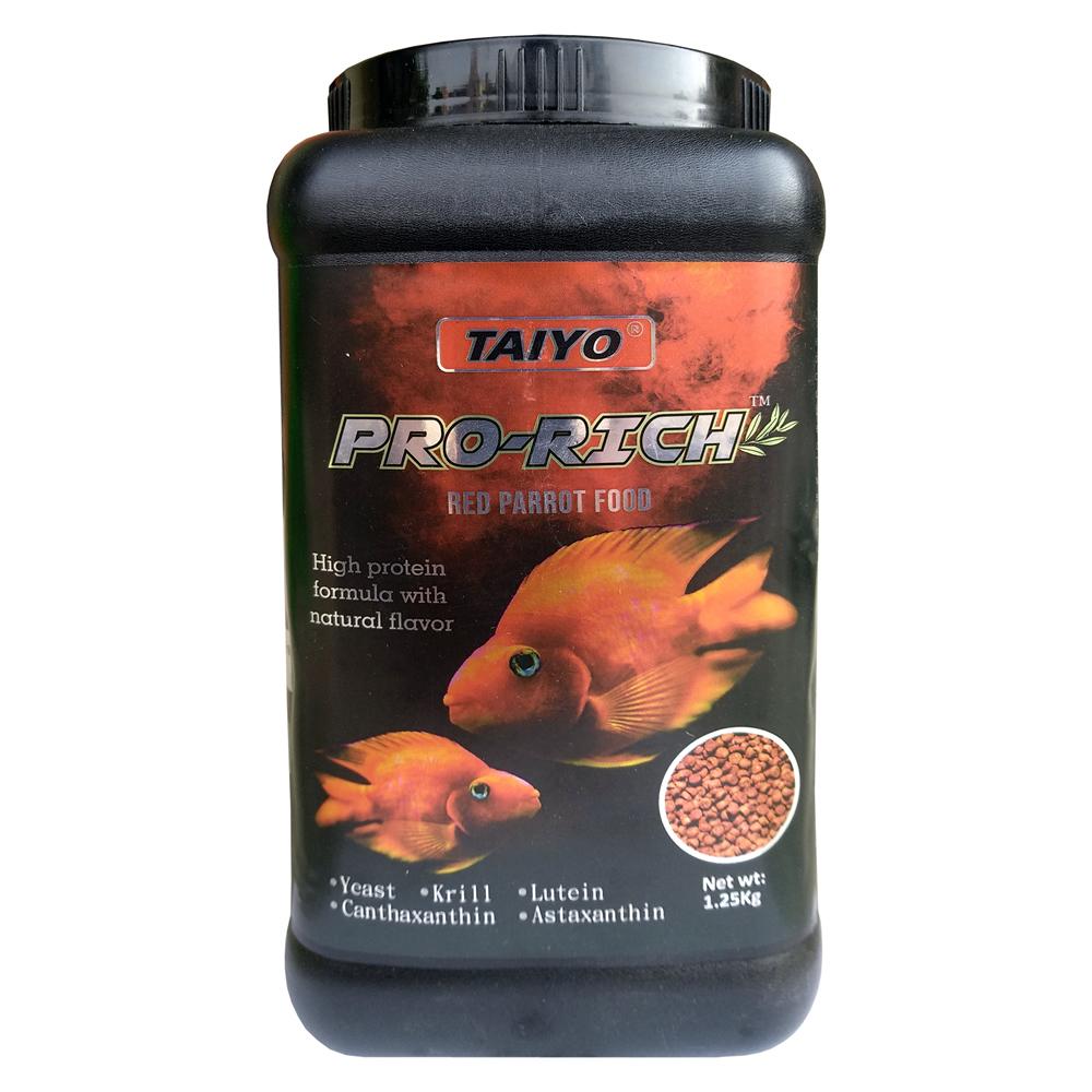 Taiyo Pro Rich Premium Red Parrot Food 1250g