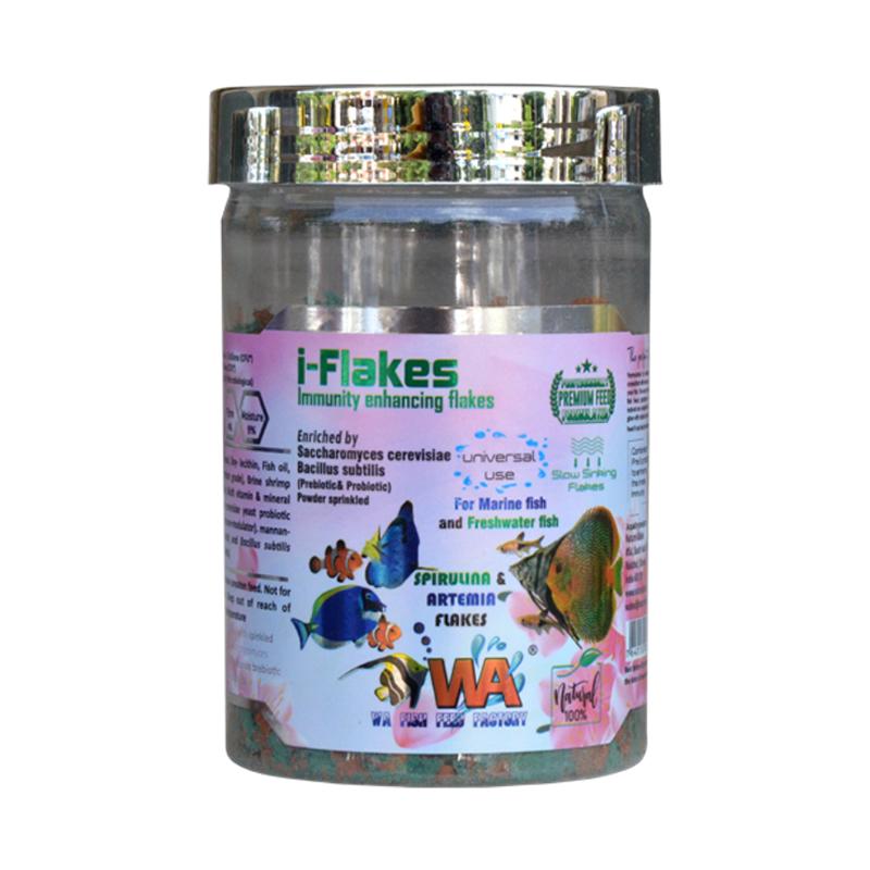 WA I-Flakes Immunity Enhancing Flakes 70g